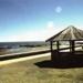 Fisherman's Hut, Quiet Corner, Black Rock; 1999; P3345